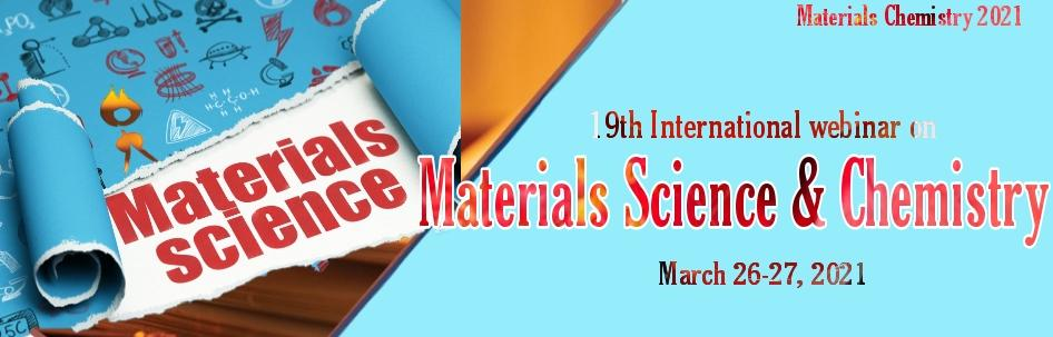 - Materials Chemistry 2021