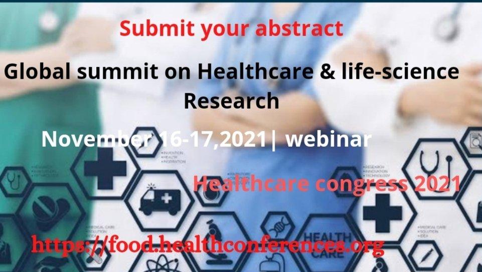 - Healthcare congress 2021