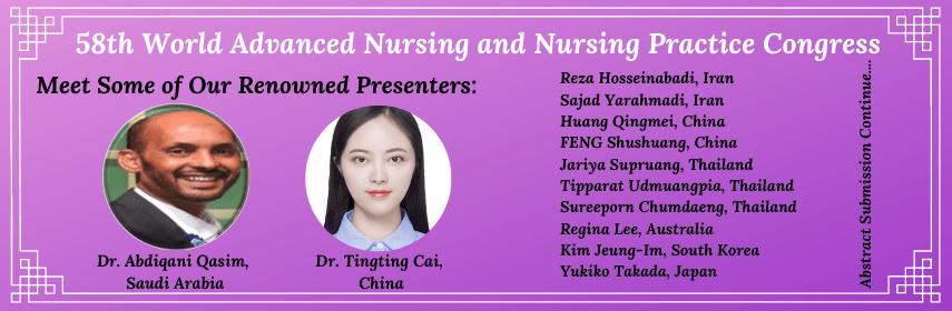 Advanced Nursing 2021 - Advanced Nursing 2021
