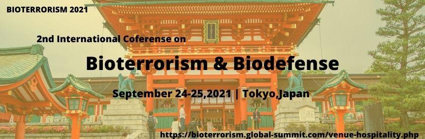 - Bioterrorism 2021