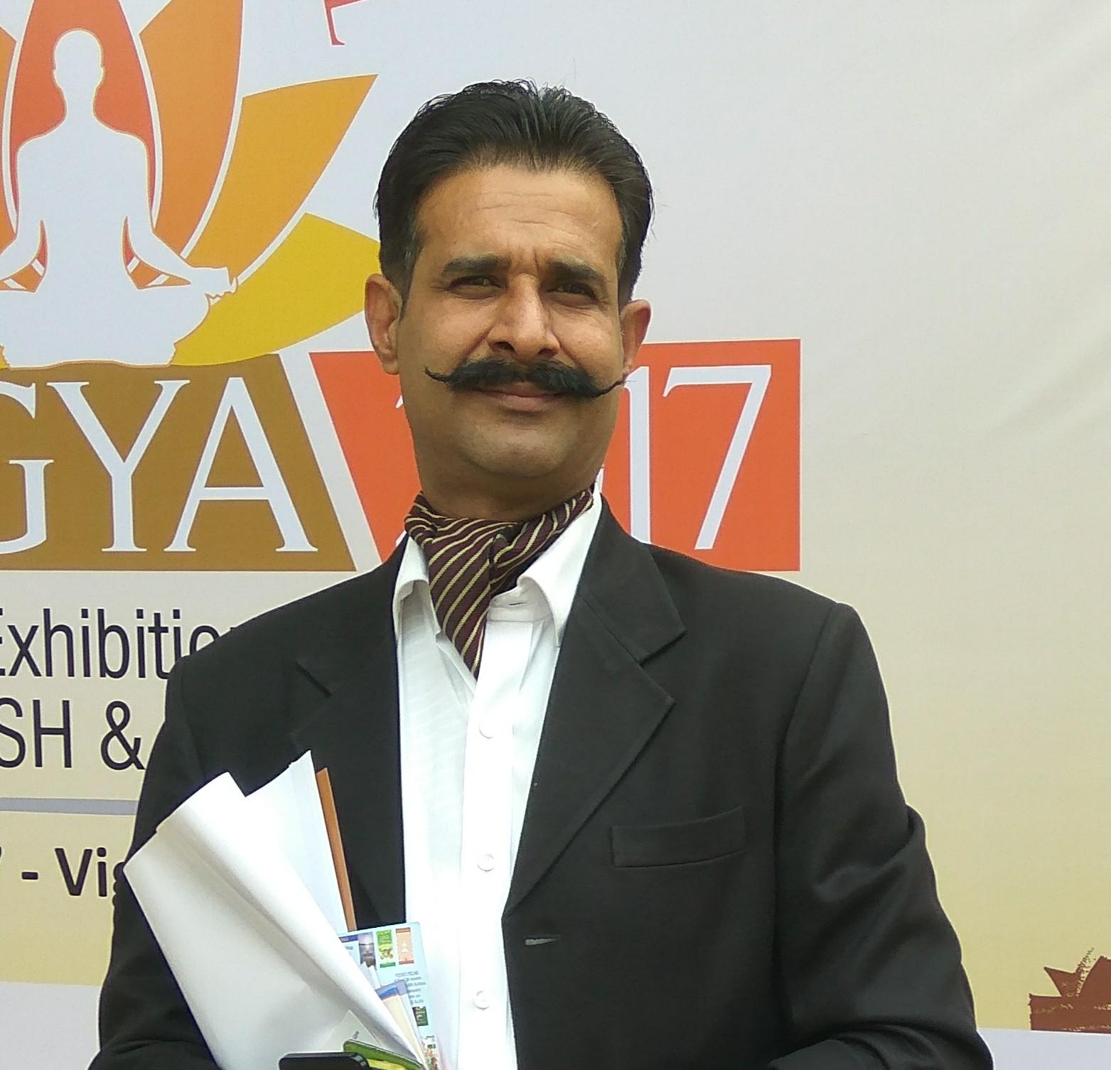 Bharat Bhushan Sharma