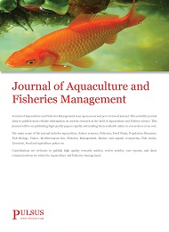 Journal of Aquaculture and Fisheries Management