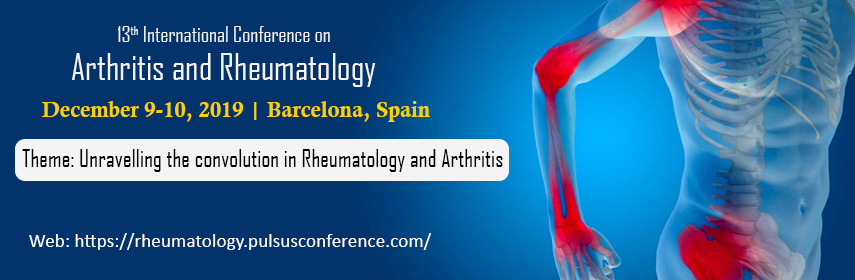 Rheumatology Congress 2019 | Arthritis Conferences | Rheumatology