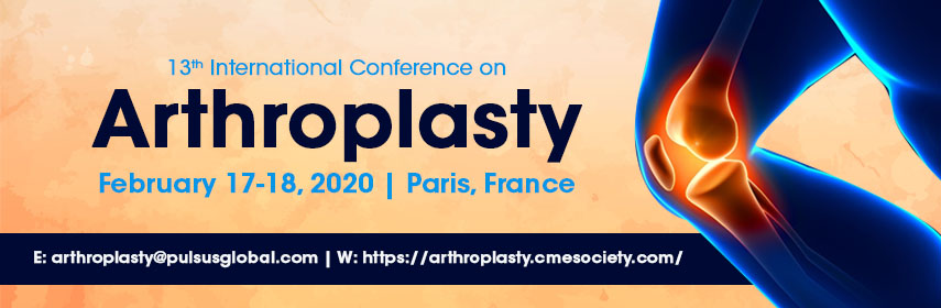 Arthroplasty Conferences | Orthopedics Conferences | Rome | Italy