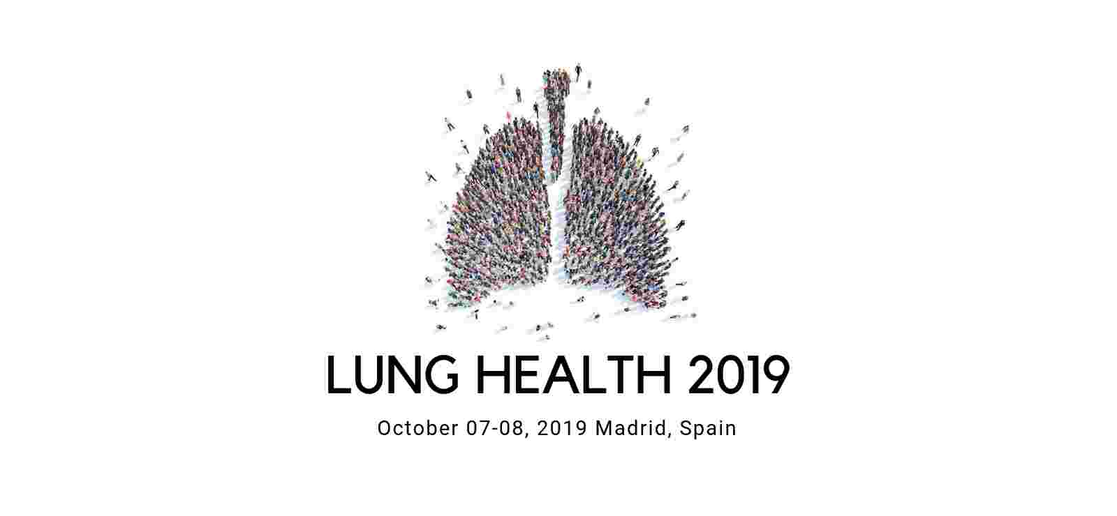 2nd World Congress on COPD, Asthma and Lung Health , Madrid,Spain