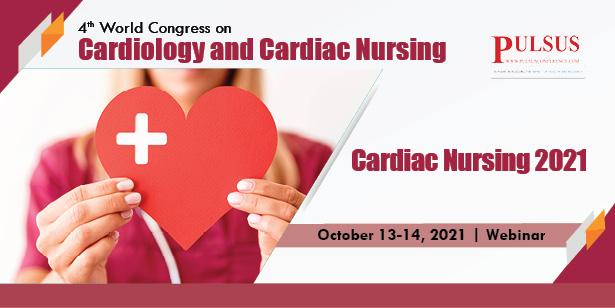 4th World Congress on Cardiology and Cardiac Nursing    , Brussels,Belgium