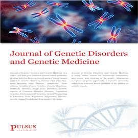 Chronic Diseases 2020 - Journal of Genetic Disorders and Genetic Medicine