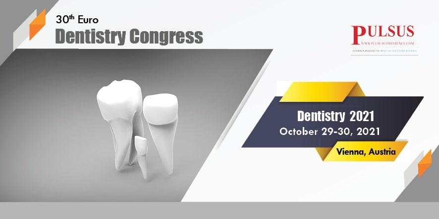 31st International Webinar on Dentistry , Vienna,Austria