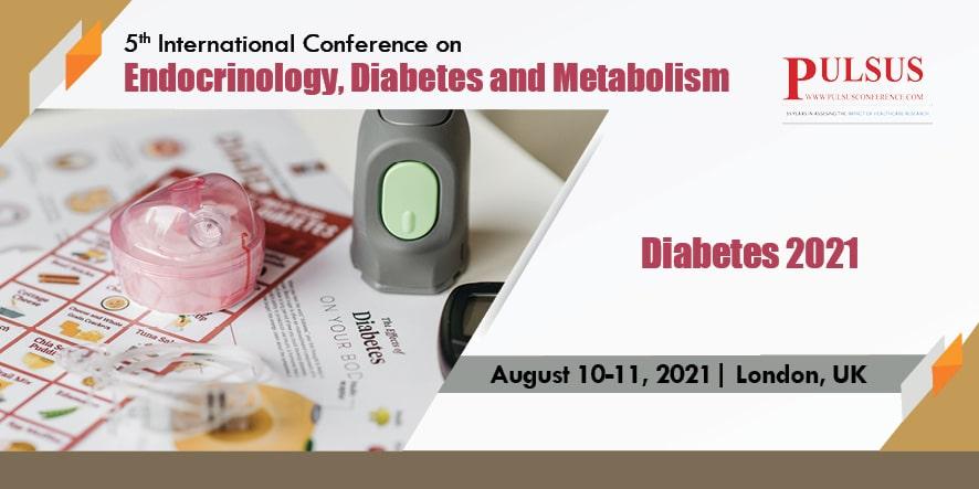 5th International Conference on Endocrinology, Diabetes and Metabolism , London,UK