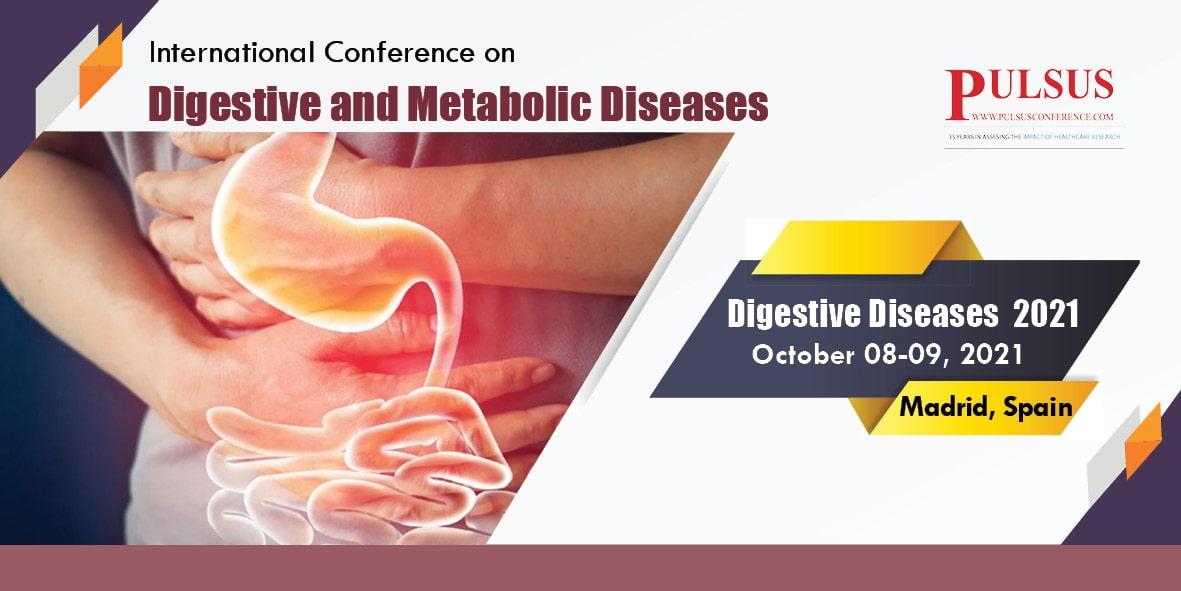 5th World Congress on Gastrointestinal & Digestive Disorders , Paris,France
