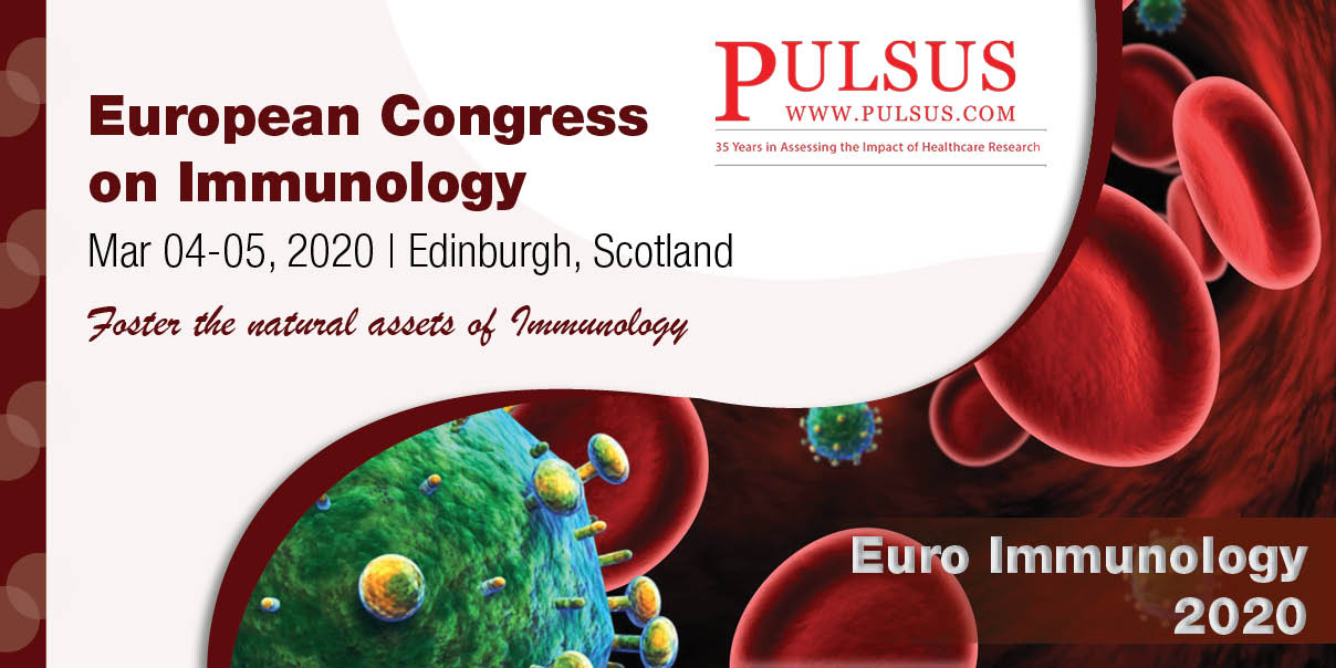 European Congress on Immunology , Edinburgh,Scotland