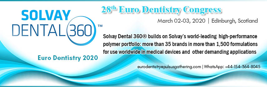 Dentistry Conferences | Dental conferences | Exhibitor | Dental Events | Dentistry congress