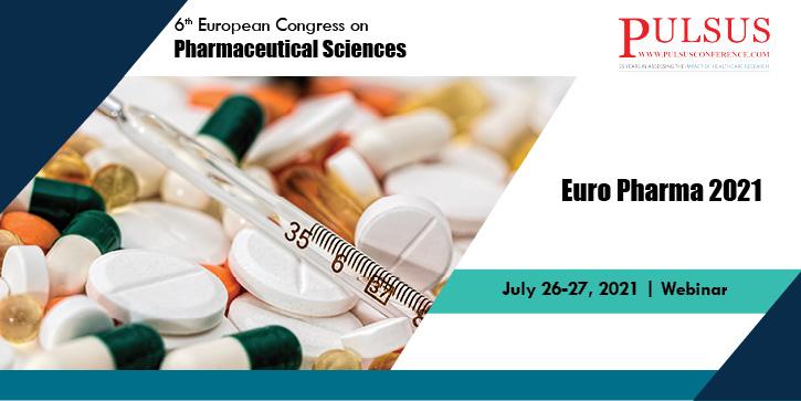 6th European Congress on Pharmaceutical Science , London,UK