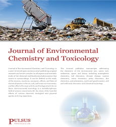 Journal Of Environmental Chemistry & Toxicology.