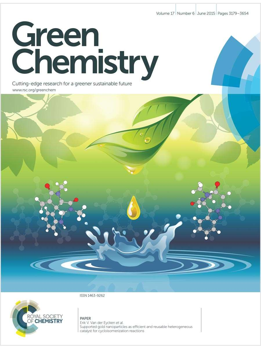 Trends in Green Chemistry