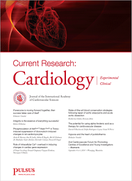 Current Research: Cardiology