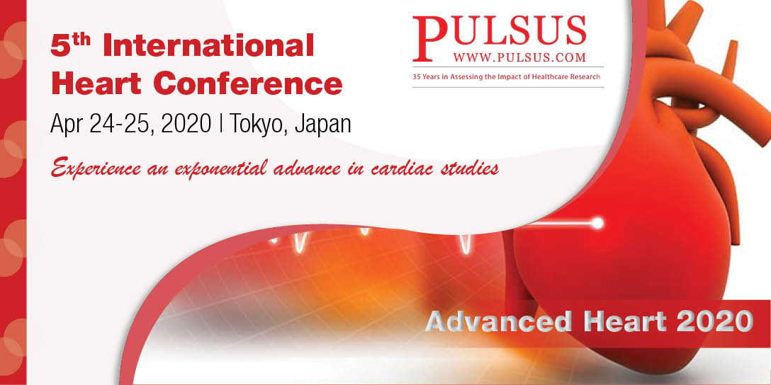 5th International Heart Conference , Tokyo,Japan