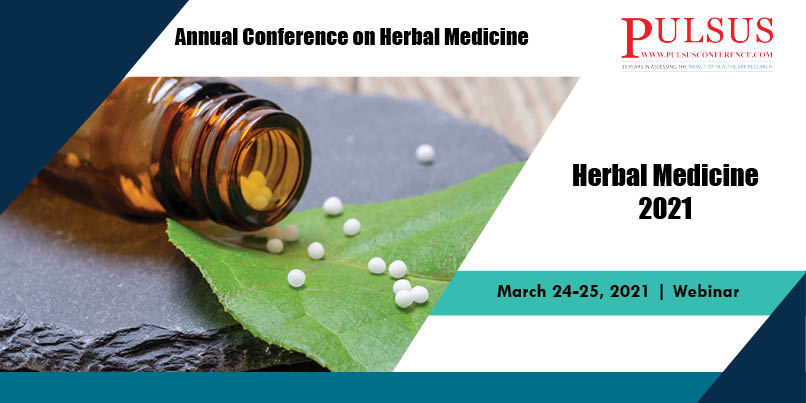 Annual Conference on Herbal Medicine,Paris,France