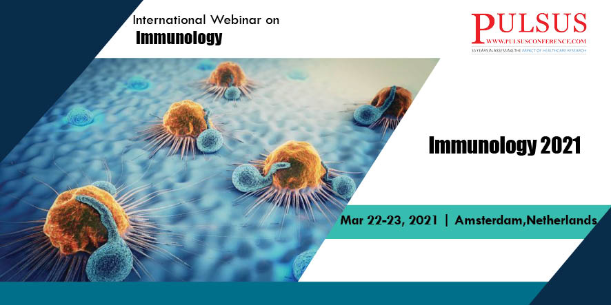 International Webinar on Immunology,Amsterdam,Netherlands