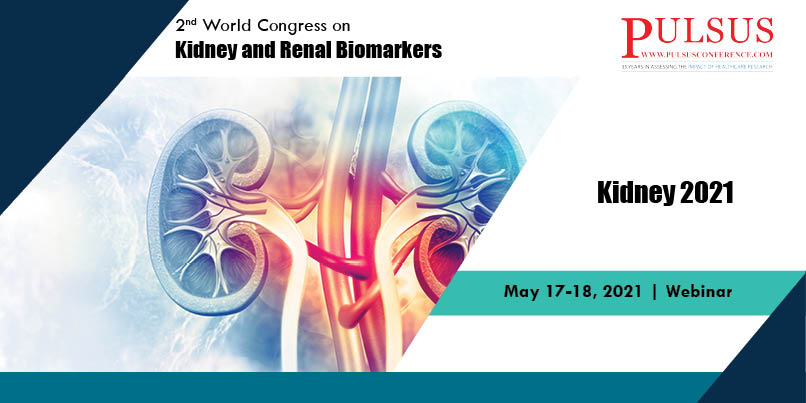 2nd World Congress on Kidney and Renal Biomarkers , Singapore City,singapore