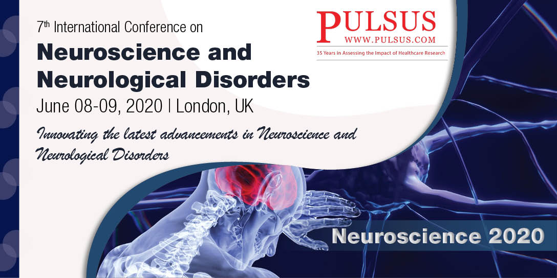 7th International Conference on Neuroscience and Neurological Disorders , London,UK