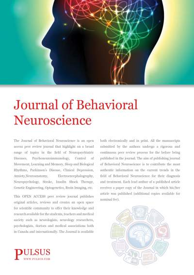 Journal of Behavioral Neuroscience