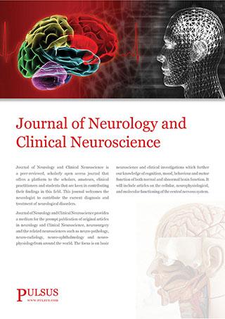 Journal of Neurology and Clinical Neuroscience