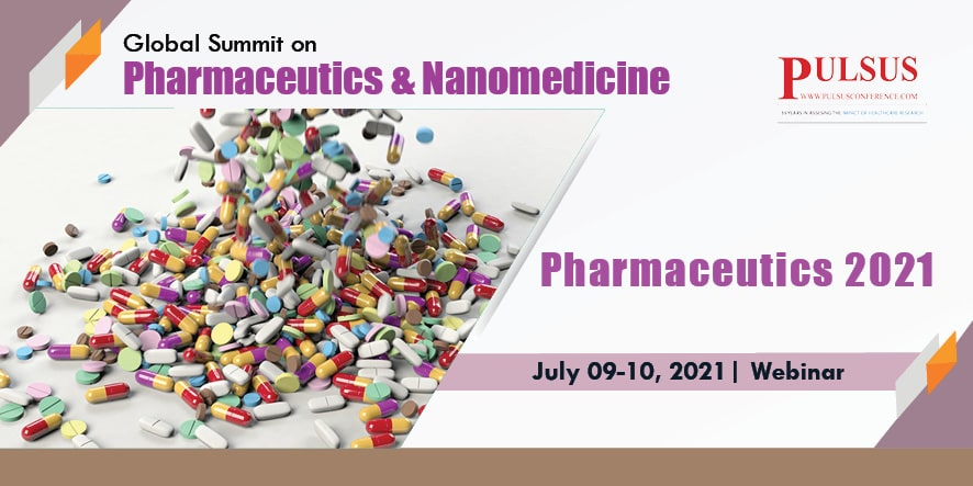 Global Summit on Pharmaceutics & Nanomedicine ,Paris,France