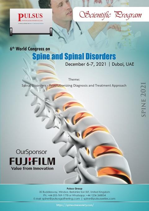 Spine 2021 Scientific Program