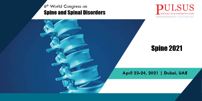 6th World Congress on Spine and Spinal Disorders , Rome,UAE