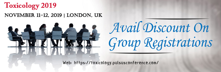 Toxicology 2019 | Toxicology conference | Toxicology Congress