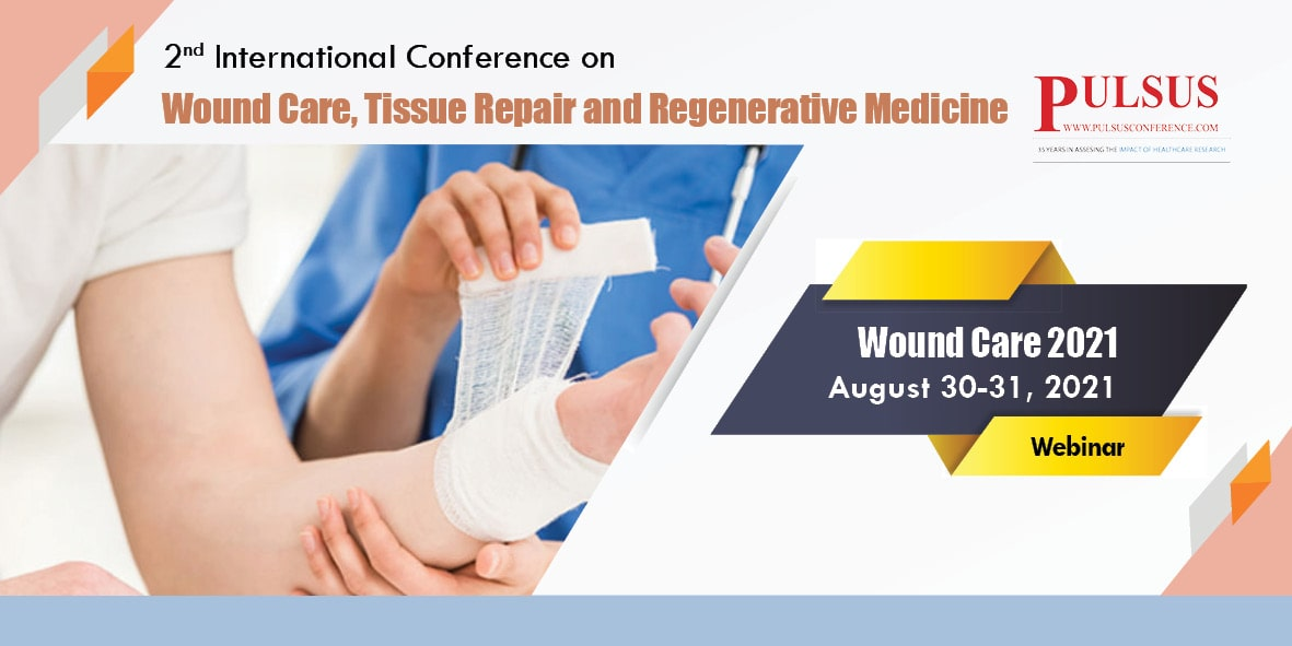 2nd International Conference on Wound Care, Tissue Repair and Regenerative Medicine  , London,UK