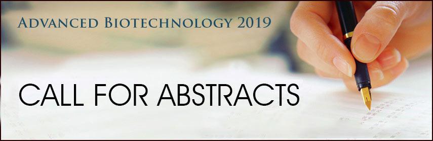 Advanced Biotechnology 2019 | Biotechnology Conferences