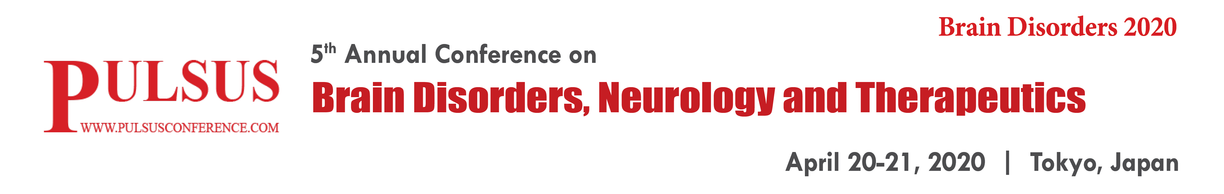 Brain Disorders Conference | Neurology Conference