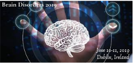 4th Annual Conference on Brain Disorders, Neurology and Therapeutics,Dublin,Ireland