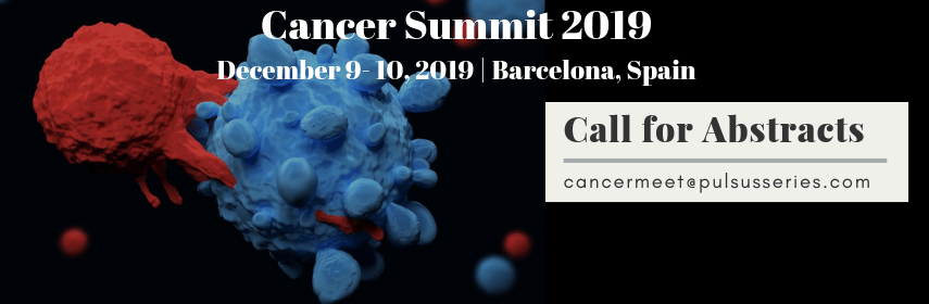 Cancer Conferences | Cancer Summit 2019 | Oncology