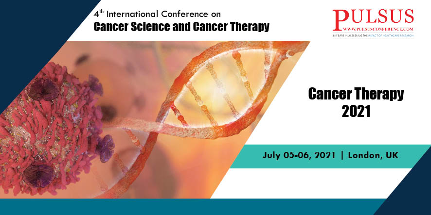 4th International Conference on Cancer Science and Cancer Therapy , London,UK