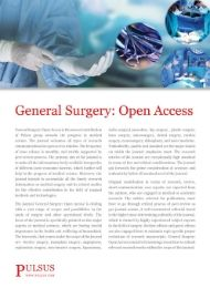 General Surgery Conference Journal 2020