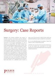 Surgery Conference Journal 2020
