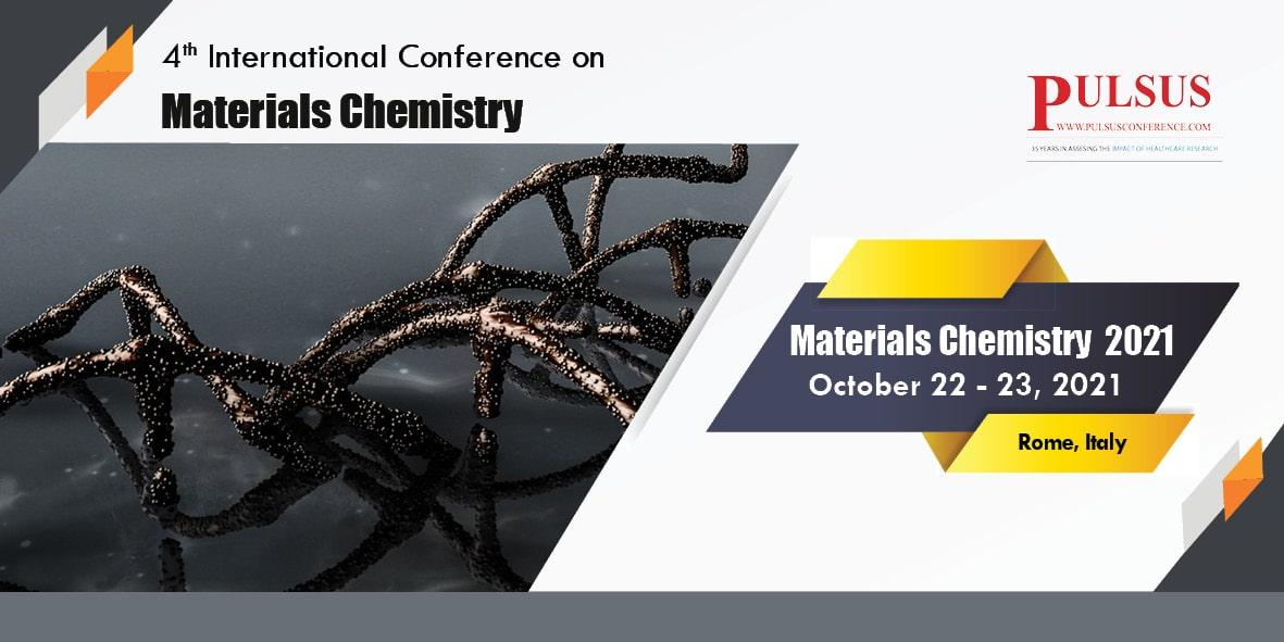 4th International Webinar on Materials Chemistry , London,UK