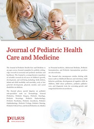 Journal of Pediatric Healthcare and Medicine