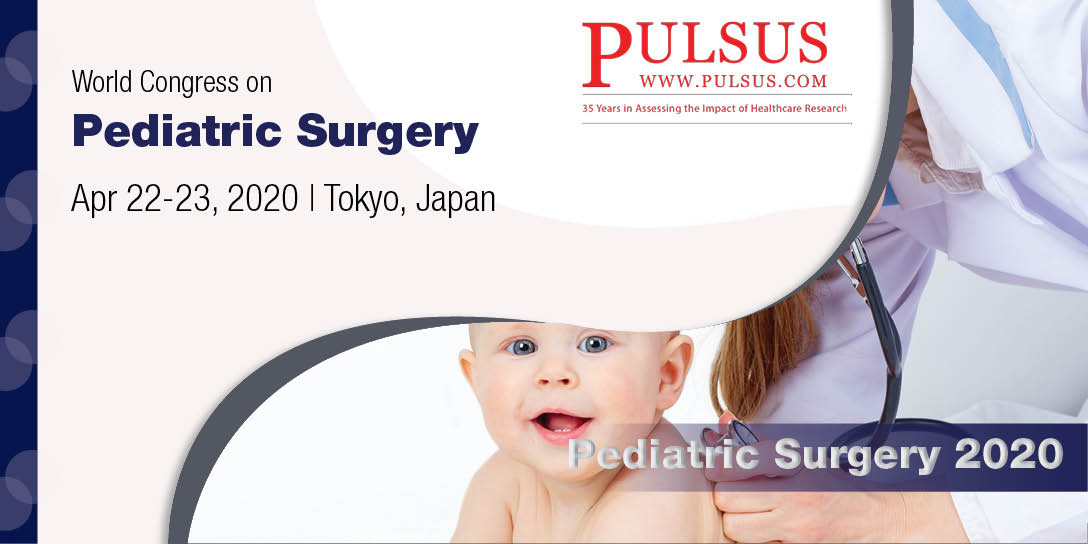 World Congress on Pediatric Surgery  , Tokyo,Japan