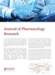 Journal of Pharmacology Research