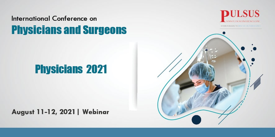 International Conference on Physicians and Surgeons , Dubai,UAE