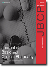 Journal of Basic and Clinical Pharmacy