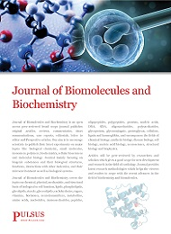 Journal of Biomolecules and Biochemistry