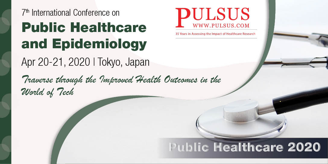 7th International Conference on Public Healthcare and Epidemiology  , Tokyo,Japan