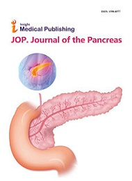 JOP. Journal of the Pancreas