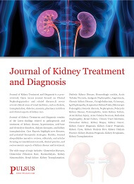 Journal of Kidney Treatment and Diagnosis