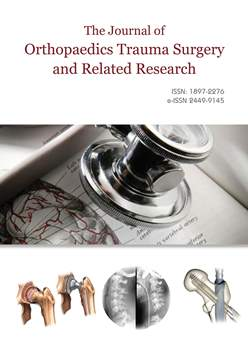 The Journal of Orthopaedics Trauma Surgery and Related Research
